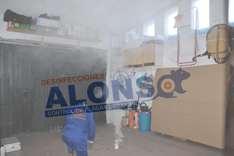 Empresa de desinfeccion en Madrid